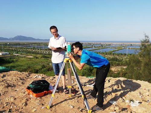 福州市完成风廓线雷达站选址报告勘查
