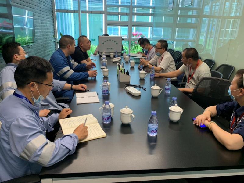 福州:市局领导带队开展防雷安全检查指导工作