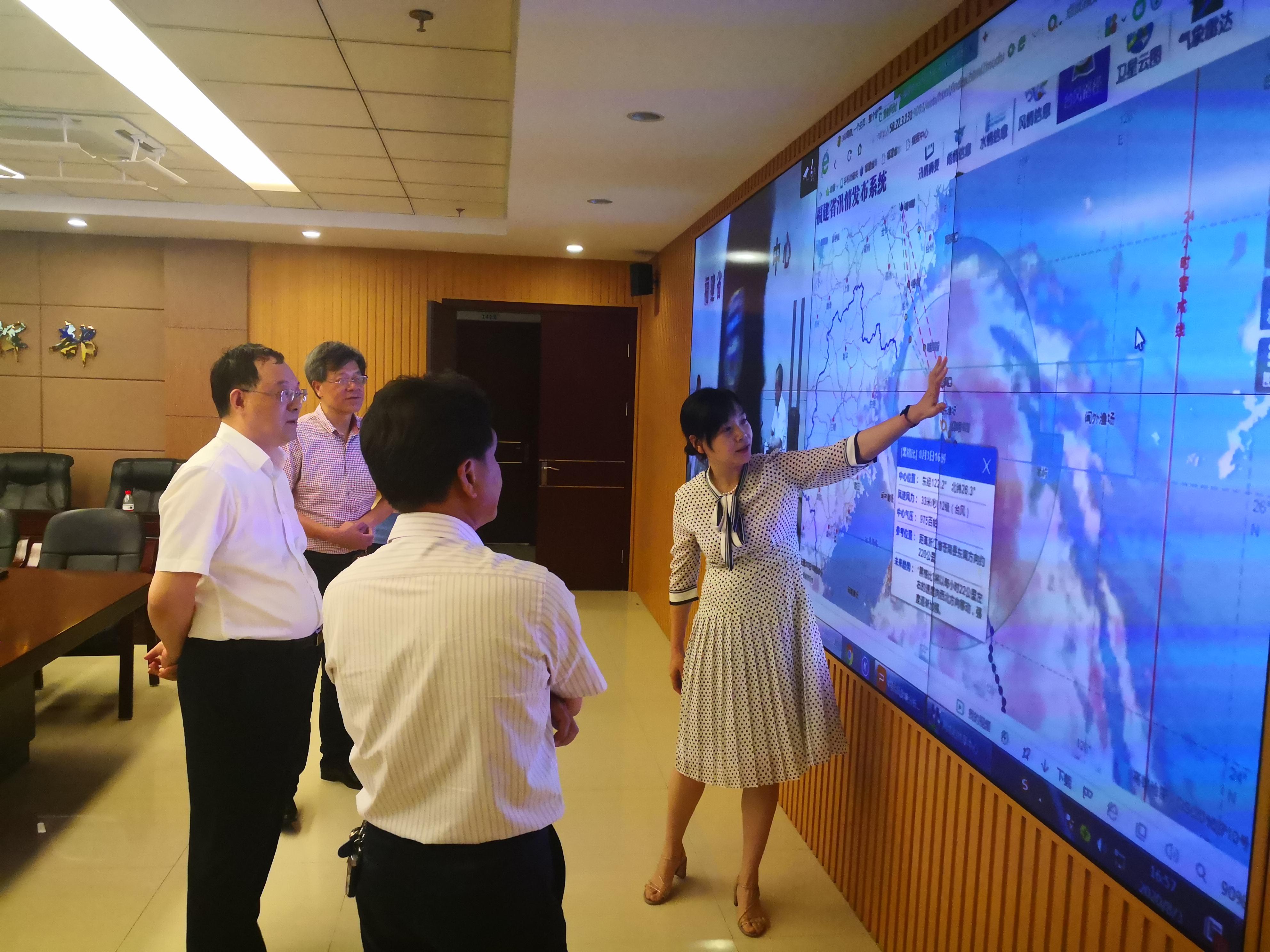 """福州:提升Ⅲ级应急响应  全面防范台风""""黑格比"""""""