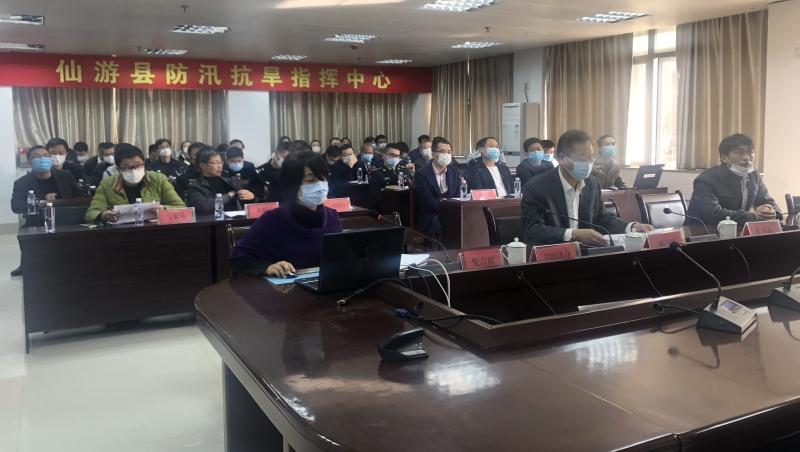 仙游:开展防汛气象培训  提升灾害防御能力