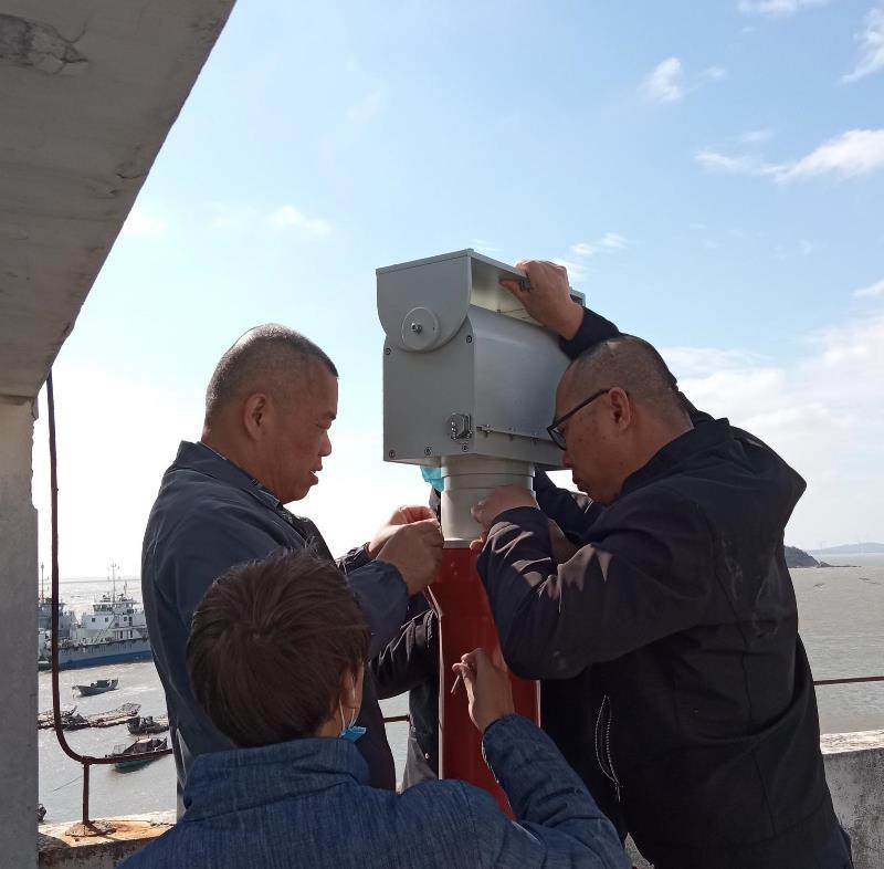 莆田:首部激光雷达能见度仪投入试运行