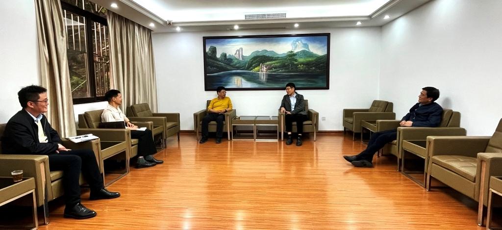 """安溪:县政府领导高度重视""""中国天然氧吧""""创建工作"""