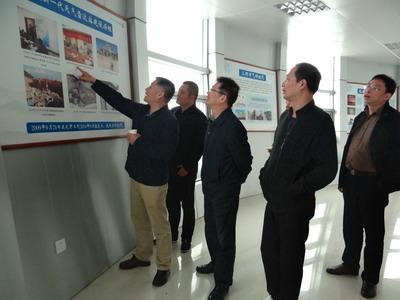 省气象局副局长邓志到三明调研基层改革工作