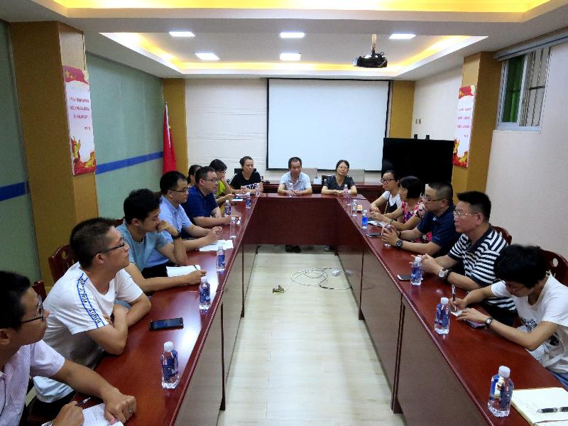 省气象专家赴清流县开展灾害调查评估工作