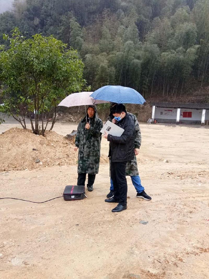 永安:气象助力烟叶生产 打响新春第一炮