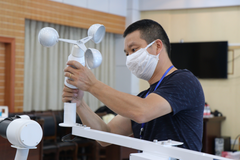 三明:总工会 气象局联合举办气象行业职工职业技能竞赛