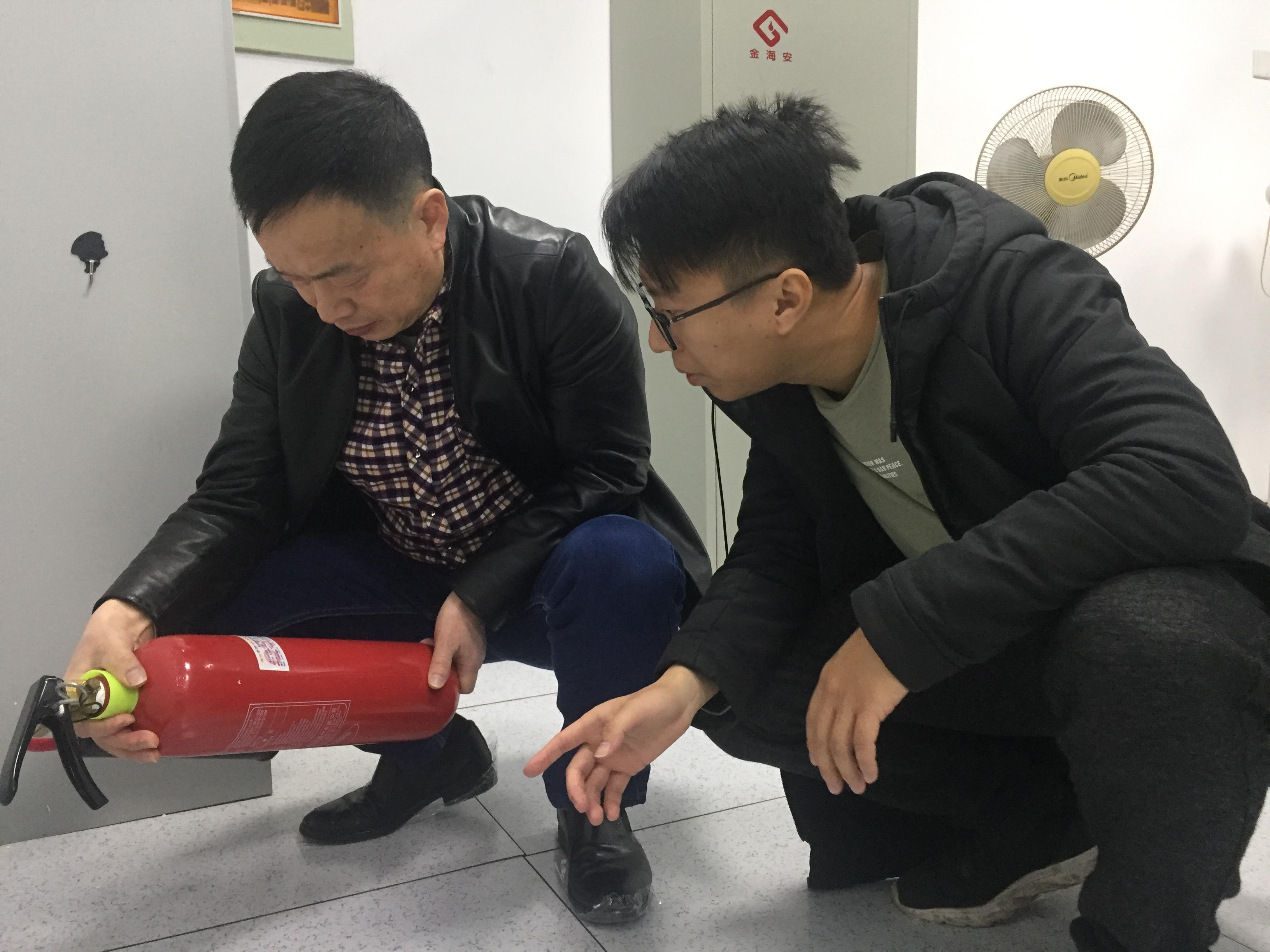 漳州:开展春节节前安全生产各项工作检查